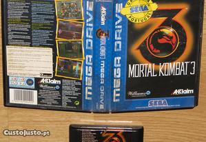 Mega Drive: Mortal Kombat 3