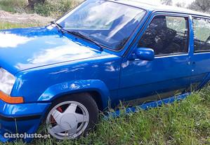 Renault  Renault 5 gt turbo
