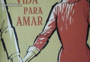 Uma Vida Para Amar luisa Guarnero livro já raro