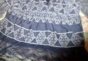 Tunica azul Taillissima / la redoute