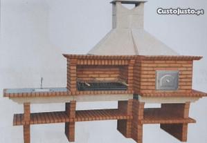 Churrasqueira Tradicional CT355
