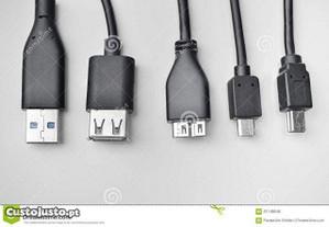 Conjunto de cabos
