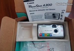 Máquina fotográfica Canon PowerShot A300