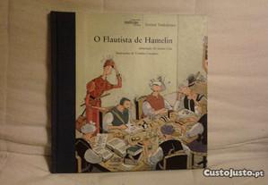 O Flautista de Hamelin - Conto tradicional