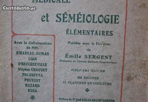 Téchnique Clinique Médicale 1922
