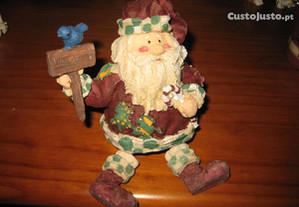 Pai Natal, anos 90(excelente estado)