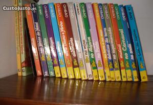 Vários livros