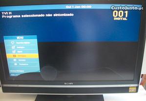 TV Lcd Sony Bravia KDL-40T500 para Peças