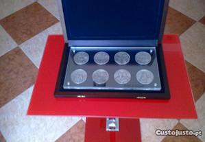 Coleção em prata fina