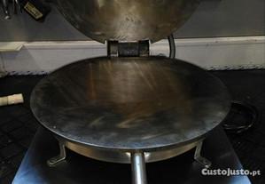 Fabricante de máquina de crepes Franceses e XXL