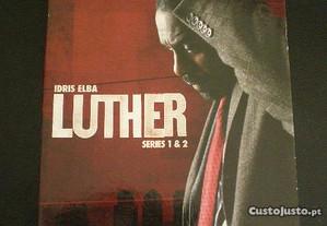 Série TV - Luther I e II - como nova