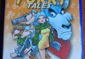 Furry Tales Jogo Raro PS2 PlayStation 2 Phoenix Ga