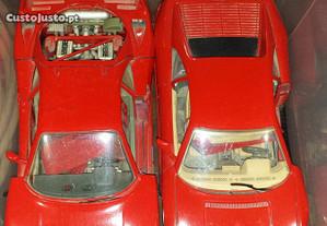 carros da burago antigos