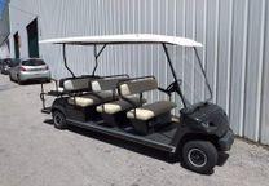 Buggy Golf Limousine 8 Lugares