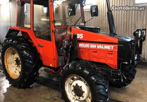 Trator - Valmet 605 para peças