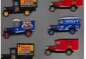 Grandes Clássicos Transporte-Miniaturas (11)