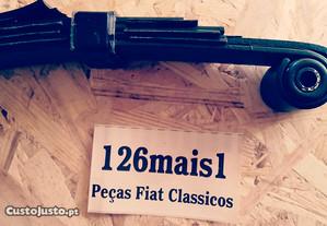 Molas lâminas Fiat 126 Fiat 600 Fiat 850 Fiat 127