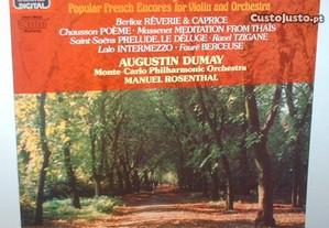 Augustin Dumay, Orchestre Philharmonique de Monte-