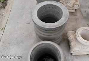 argolas de pilares