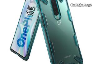 Capa Traseira Ringke Oneplus 8 - Verde