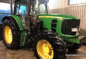 Trator - John Deere 6620 para peças