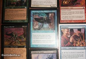 Cartas Magic The Gathering (Incomuns)