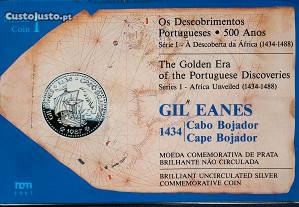 100$00 Gil Eanes BNC de 1987