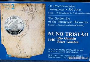 100$00 Nuno Tristão BNC de 1987