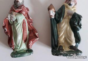 Figurinas para presépio.