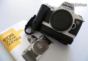 Canon Eos 500 (corpo + grip)