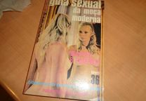 Livro Guia Sexual da Moça Moderna Of.Envio