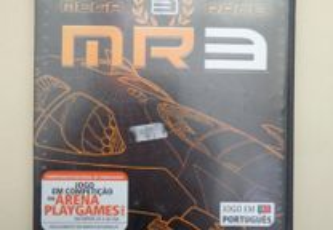 Jogo PC - Nanotech Disaster Mega Race 3 MR3