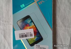Xiaomi Note 4 - Vidro temperado