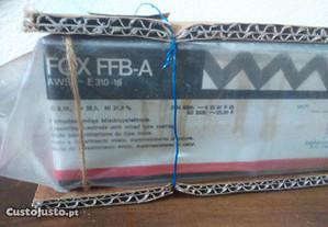 300 Eléctrodos 3,25mm 35cm Fox FFB-A Novos