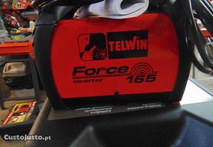 Máquina de Soldar Telwin a Eletrodos EForce 165 (G