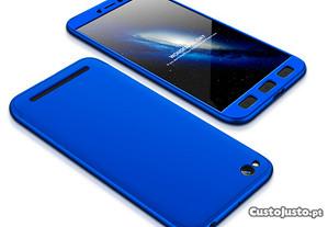 Capa 360 GKK Xiaomi Redmi 5A - Azul
