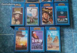 filmes vhs originais western