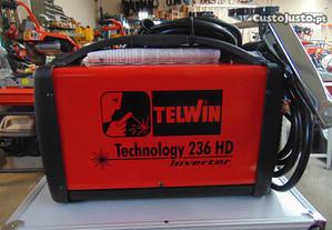 Aparelho de Soldar Telwin Technology 236 HD - 230v