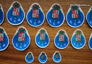 Distintivos do Futebol Clube do Porto (15 Total)