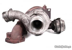 turbo KKK para motor bkc grupo vag