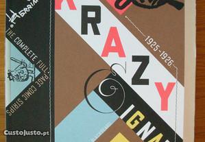 Krazy Kat & Ignatz vol 1, George Herriman