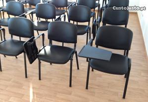 Cadeira revestida assento e costac/Palmatoria Nova
