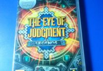 The Eye of Judgment-Legends Game para PSP