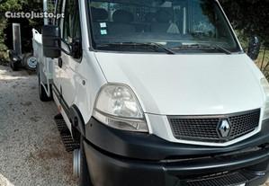 Renault Master bascula