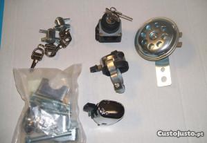 peças de motorizadas