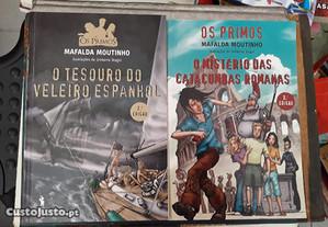 Obras de Mafalda Moutinho e Nuno Magalhães Guedes