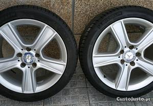 Jantes Mercedes e Pneus Michelin