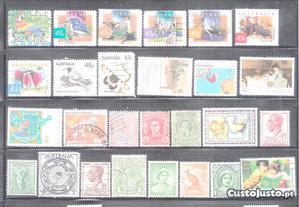 Selos - Australia Colecionaveis