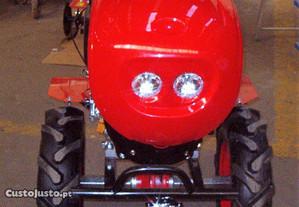 Motoenxada Diesel TM-900DE Arranque Elétrico