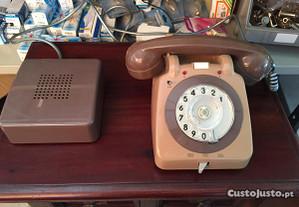 Telefone Vintage - Novo